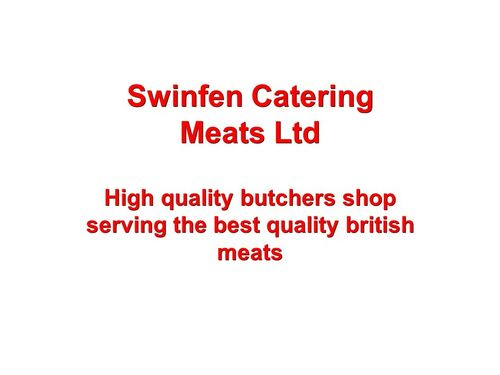 Swinfen Catering Meats Ltd company logo