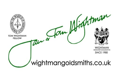 Jan & Tom Wightman Goldsmiths company logo