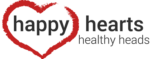 Happy Hearts, Healthy Heads company logo
