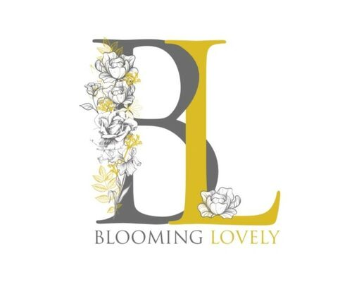 Blooming Lovely of Hinckley company logo