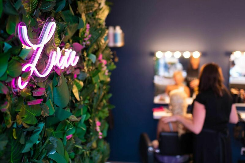 Banner photo for the news story 'LUXE Hair.Beauty.Bridal is celebrating'