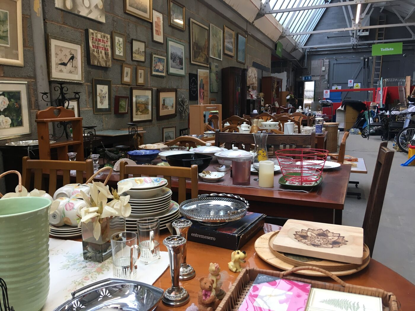 The Emporium - Emmaus Leicestershire & Rutland photo