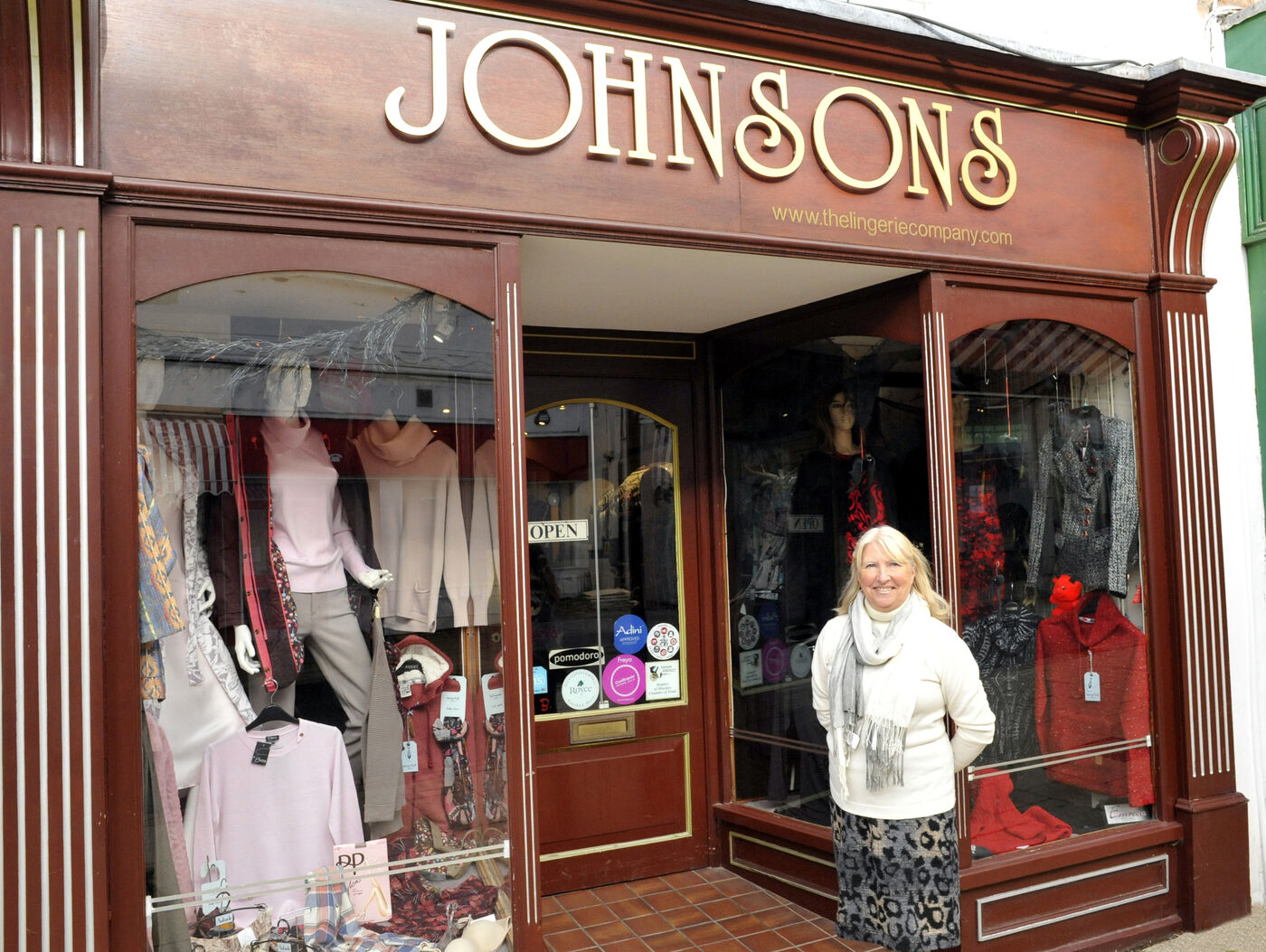 Johnsons & The Lingerie Company photo