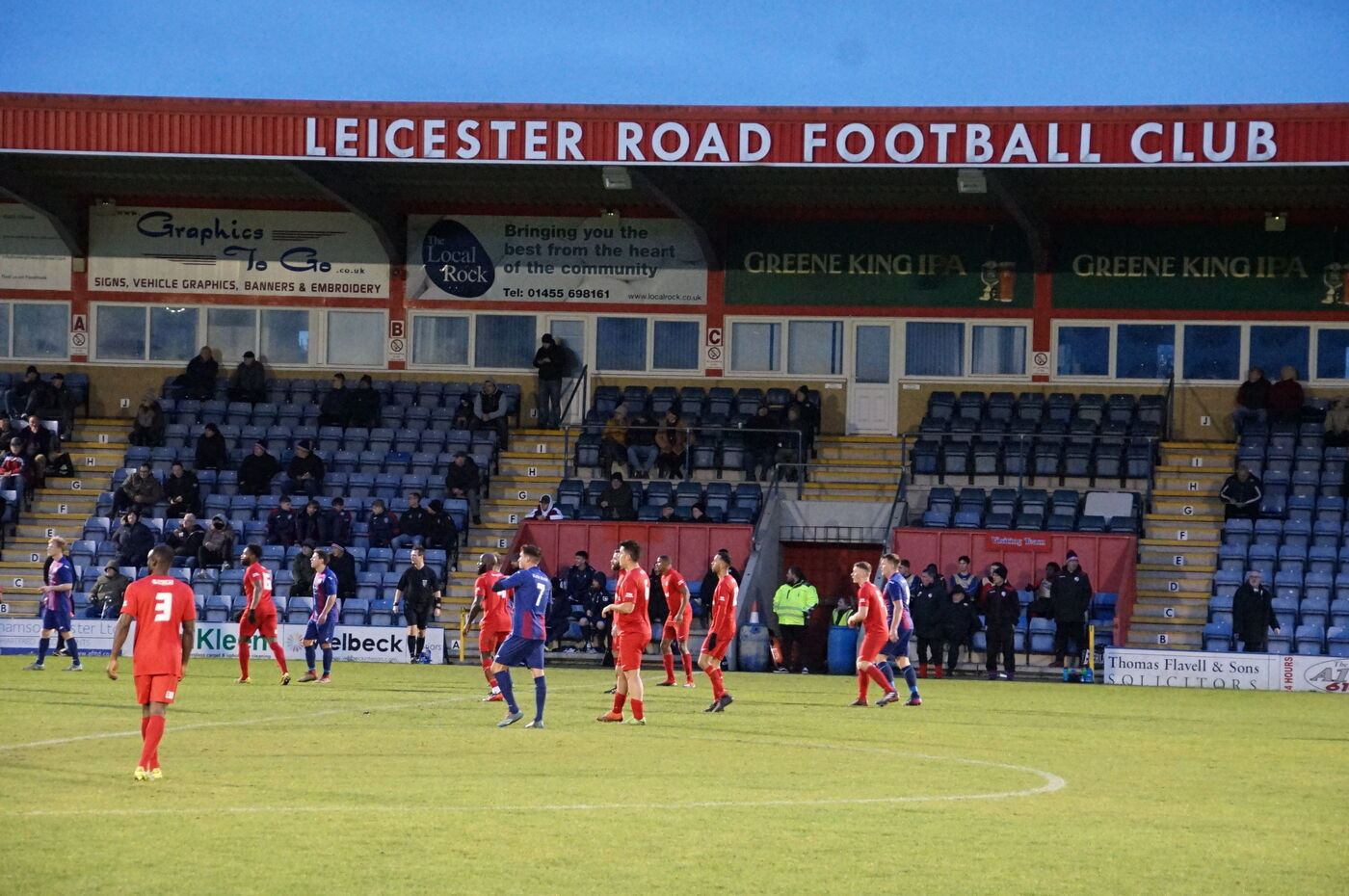 Leicester Road Football Club photo