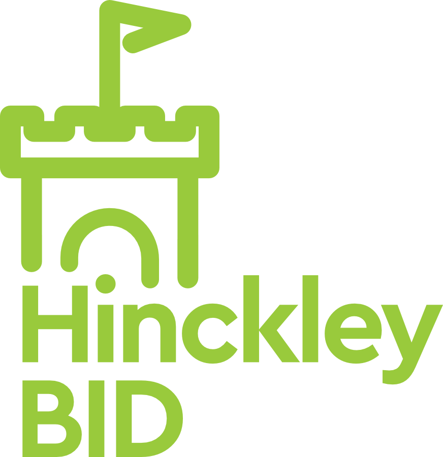 Hinckley BID (Business Improvement District) logo